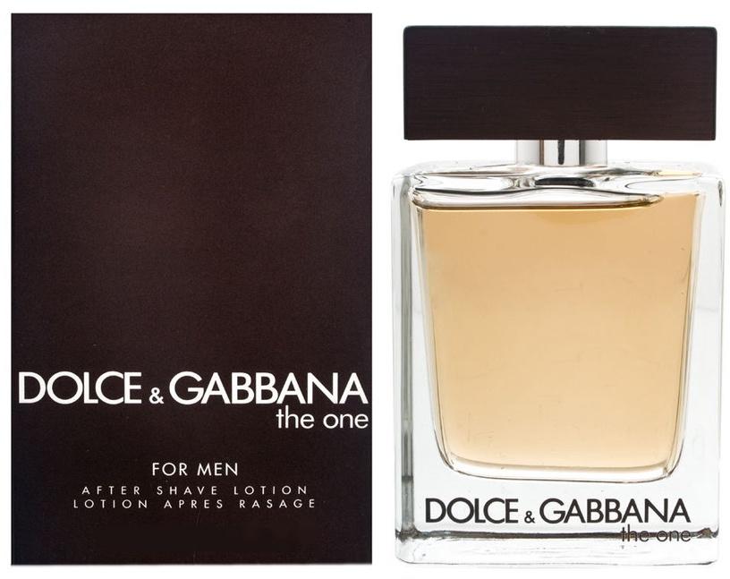 Лосьон после бритья Dolce & Gabbana The One, 100 мл