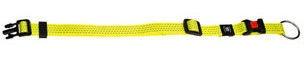 Karlie Flamingo Neck Strap 40-55cm Yellow 20mm