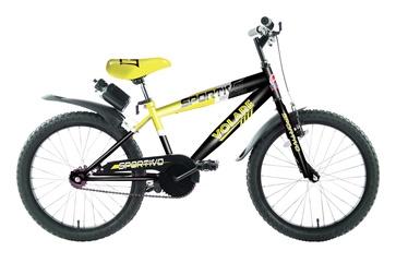 Детский велосипед Volare Sportivo, желтый, 20″
