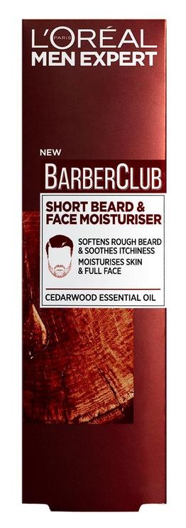 Крем для лица L´Oreal Paris Men Expert Barber Club Short Beard & Face Moisturiser, 50 мл