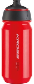 Kross Team Edition 500ml Water Bottle Red