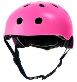 Шлем безопасности KinderKraft Pink 48-52cm