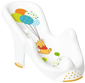 Keeeper Anatomic Baby Bath Chair Winnie The Pooh White