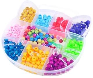 Aproces izgatavošanas komplekts Multicolored Beads Set Cat