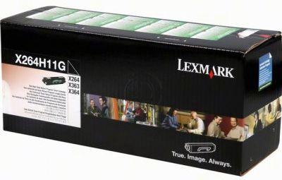 Lexmark X264, X363, X364 High Yield Return Programme Toner Cartridge