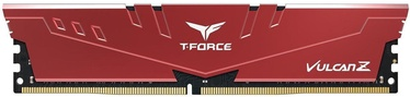 Team Group T-Force Vulcan Z Red 8GB 3000MHz CL16 DDR4 TLZRD48G3000HC16C01