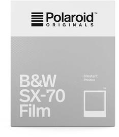 Фотопленка Polaroid B&W SX-70, 8 шт.
