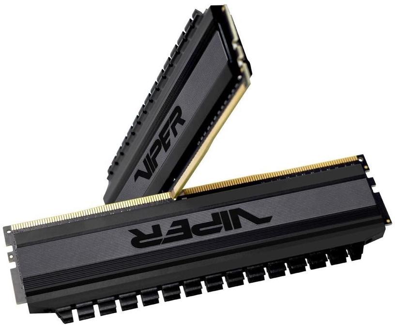 Operatīvā atmiņa (RAM) Patriot Viper 4 Blackout PVB48G320C6K DDR4 8 GB CL16 3200 MHz