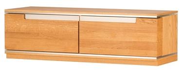 TV galds Szynaka Meble Torino 24 Oak, 1200x420x370 mm