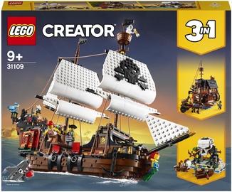 Konstruktors LEGO® Creator Pirātu kuģis 31109