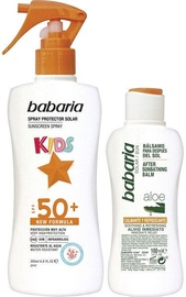 Babaria Kids Sun Protection 2pcs Set SPF50+ 300ml