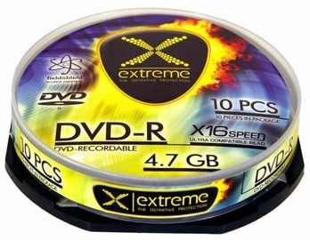 Extreme DVD-R 4.7GB 16x 10pcs