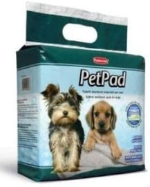 Padovan PetPad Quilted Absorbent Pads For Dogs 60x60cm 10pcs