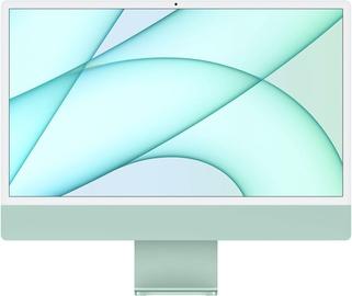 "Стационарный компьютер Apple iMac / MGPJ3ZE/A / 24"" Retina 4.5K / M1 8-Core GPU / 8GB RAM / 512GB Green LT"