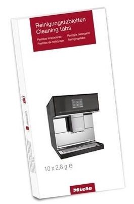 Miele Cleaning Tabs For Coffee Machine 10pcs