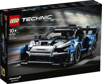 Constructor LEGO Technic McLaren Senna GTR 42123