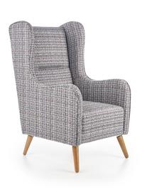 Atzveltnes krēsls Halmar Chester Multicolored, 85x67x114 cm