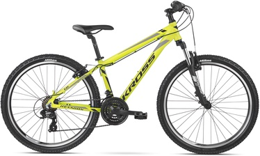 "Kross Hexagon M 26"" Yellow Black Grey Glossy 20"