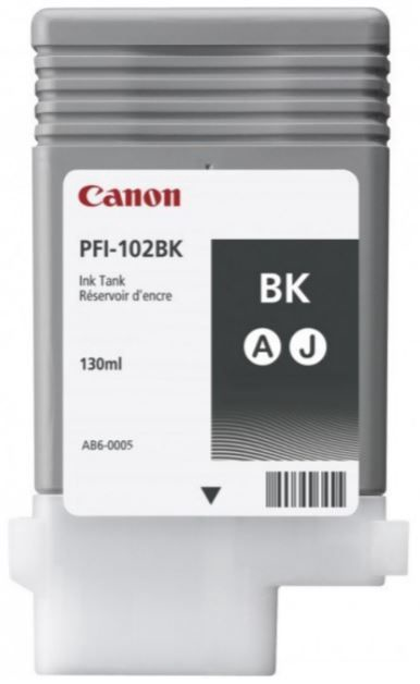 Canon PFI-102B Cartridge Photo Black