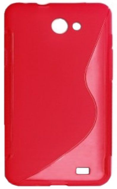 Telone Back Case S-Case for Nokia 520 Lumia Red