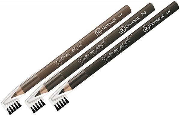 Dermacol Eyebrow Pencil 1.6g 01