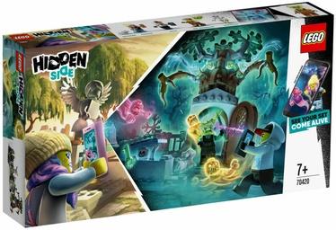 Konstruktors Lego Hidden Side Side Graveyard Mystery 70420