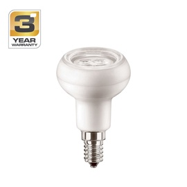 SPULDZE LED R50 3W E14 WW 36D ND 230LM (STANDART)