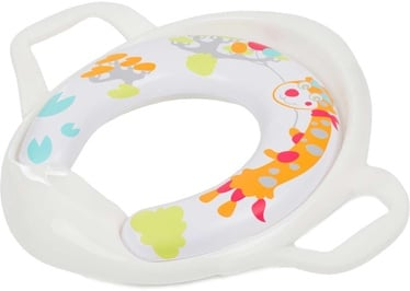 Fillikid Toilet Trainer Softy White