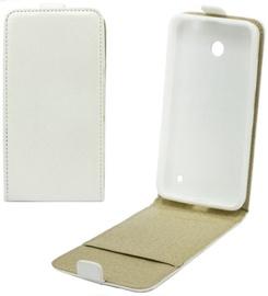 Telone Shine Pocket Slim Flip Case Samsung J100H Galaxy J1 White