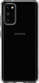 Spigen Liquid Crystal Back Case For Samsung Galaxy S20 Transparent