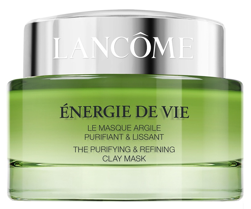 Маска для лица Lancome Energie De Vie The Purifying & Refining Clay Mask, 75 мл
