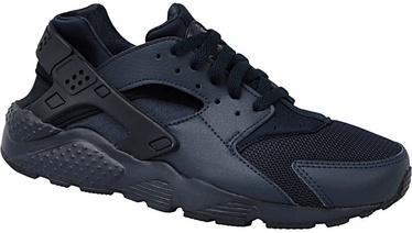 Nike Huarache Run Gs 654275-403 Blue 36.5
