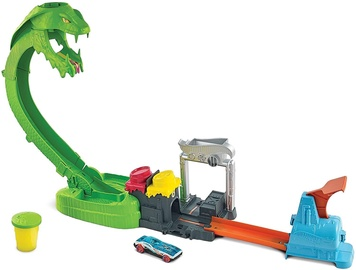 Mattel Hot Wheels Toxic Snake Strike GTT93