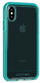 Tech21 Evo Check Back Case For Apple iPhone X/XS Green