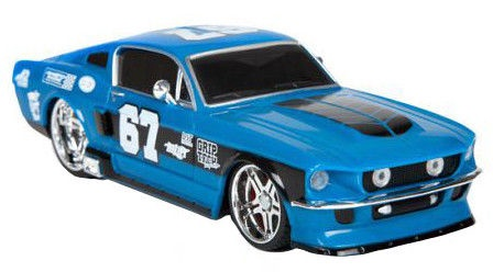 Maisto Moto Sounds 1967 Ford Mustang 1:24 81223