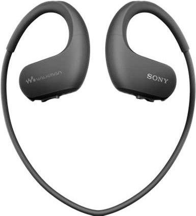 Mūzikas atskaņotājs Sony Walkman NW-WS413 Black, 4 GB