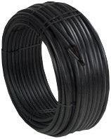 Nifco Plast PE Pipe Black 50x3.0mm 100m