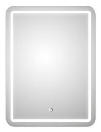 Spogulis Masterjero Novito YJ-1989H, ar gaismu, stiprināms, 60x80 cm