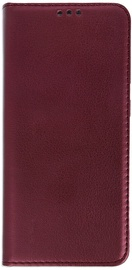 OEM Smart Magnetic Book Case For Samsung Galaxy S20 FE Burgundy