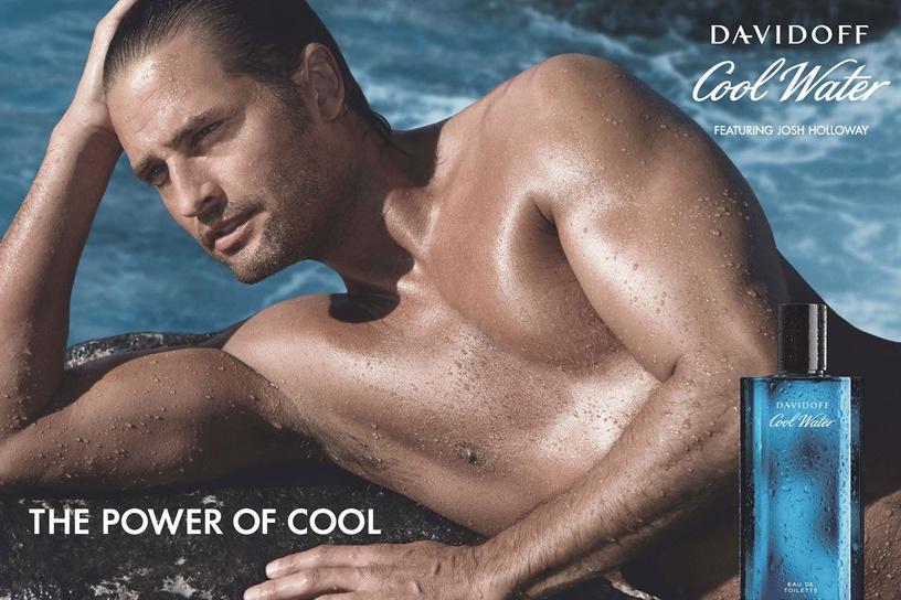 Бальзам после бритья Davidoff Cool Water, 100 мл