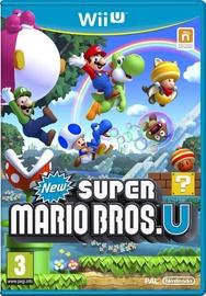 New Super Mario Bros WiiU