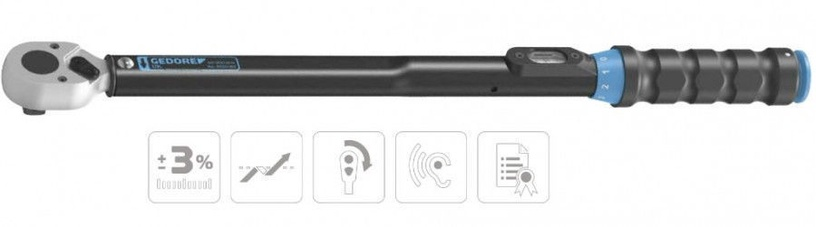 "Gedore Torcoflex 3/4"" 3550-40 UK 80-400Nm"