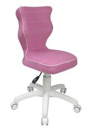 Детский стул Entelo VS08 White/Pink, 370x350x830 мм