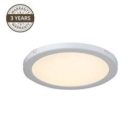 Lampa Domoletti Leo B2125-1, 24W, 3000°K, LED, IP20, balta