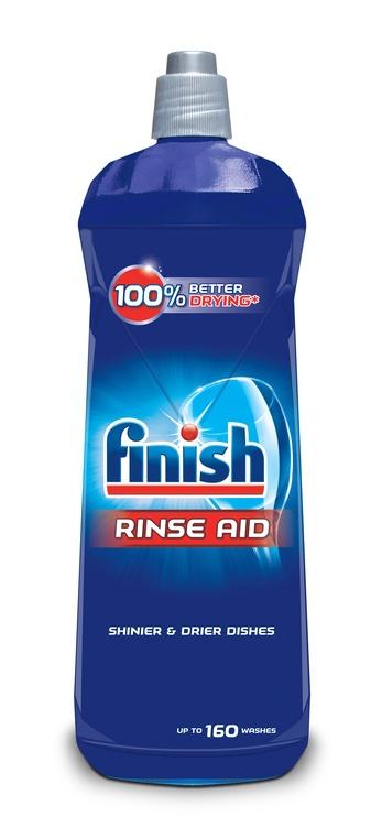 Trauku mazgājamās mašīnas šķidrums Finish, 0.8 l