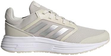Adidas Women Galaxy 5 Shoes FW6121 Light Beige 38