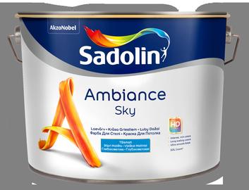 Krāsa Sadolin Ambiance Sky 10L
