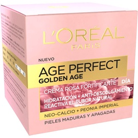 Sejas krēms L´Oreal Paris Age Perfect Golden Face Anti Aging Cream, 50 ml