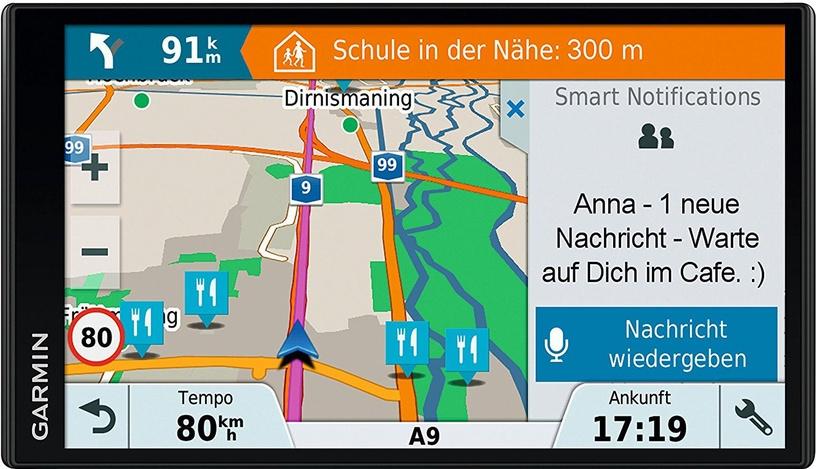Navigācija Garmin DriveSmart 61 LMT-S