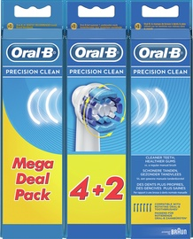 Braun Oral-B Precision Clean EB20 4+2